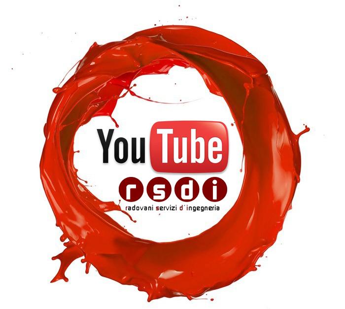 Radovani Servizi d'Ingegneria è su YouTube