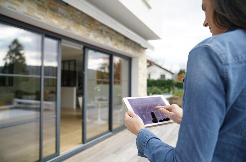 Serramenti domotici, comfort, risparmio e sicurezza in casa tua