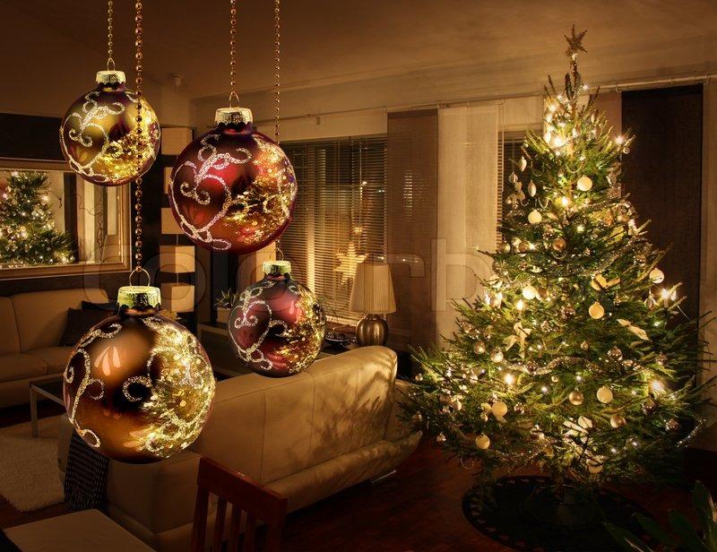 """Come evitare gli incendi con l'albero di Natale """"naturale"""""""