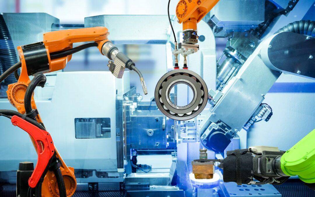 L'evoluzione dell'automazione industriale